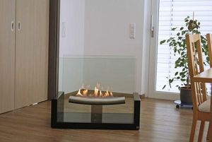 ALFRA FRANCE - excellence mozart - Flueless Burner Fireplace