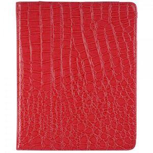 La Chaise Longue - etui ipad 2 croco rose - Tablet Case