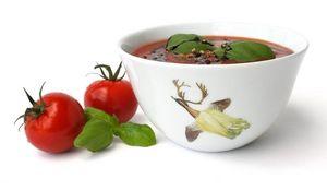 Studio Laura StraBer - rara species - Cream Soup Cup And Saucer