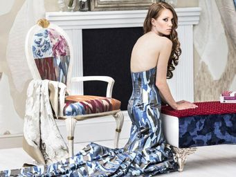 DECOBEL -  - Furniture Fabric