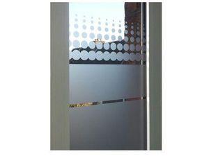 J'HABILLE VOS FENETRES - evaporation - Privacy Adhesive Film