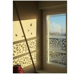 J'HABILLE VOS FENETRES - buisson - Privacy Adhesive Film