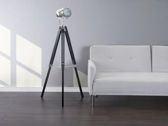 BELIANI - alzette - Trivet Floor Lamp