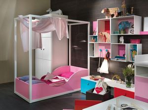 DEARKIDS - baldaquin - Children's Bed