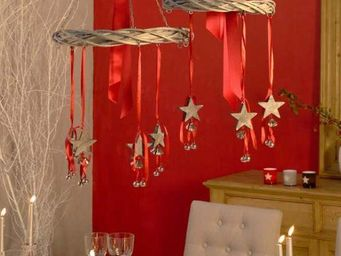 Interior's - suspension- 3 etoiles - Christmas Table Decoration