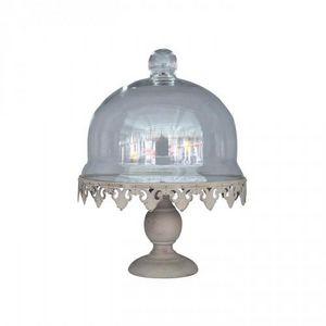 Demeure et Jardin - cloche à gateau - Cake Glass Dome