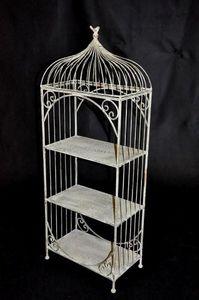 Demeure et Jardin - grande cage etagère - Kitchen Shelf