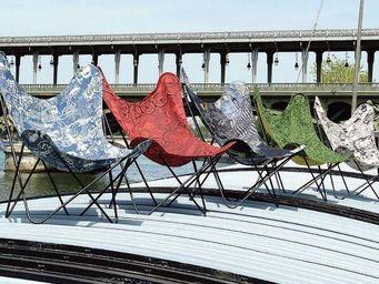 JEAN PAUL GAULTIER / Lelievre -  - Furniture Fabric