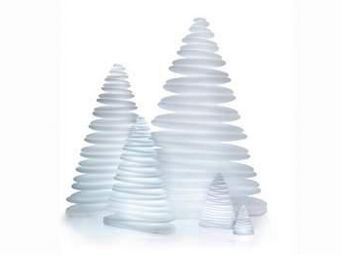 VONDOM - grand sapin de noël lumineux chrismy - Garden Lamp