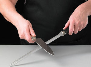 JEAN DUBOST LAGUIOLE -  - Sharpening Steel