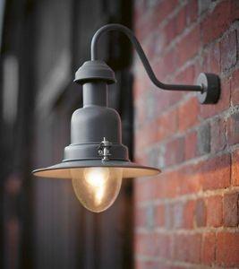 Garden Trading - wall mounted fishing - Outdoor Wall Lamp