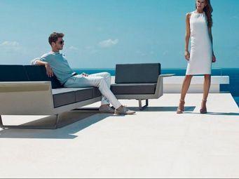 VONDOM -  - Garden Sofa