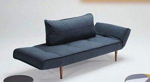 INNOVATION - canape lit design zeal bleu nist innovation conver - Futon