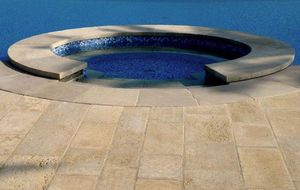 Occitanie Pierres -  - Pool Border Tile
