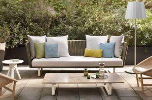 Kettal -  - Garden Sofa