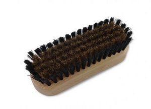 VALMOUR - brosse hêtre laiton valmour - Suede Brush