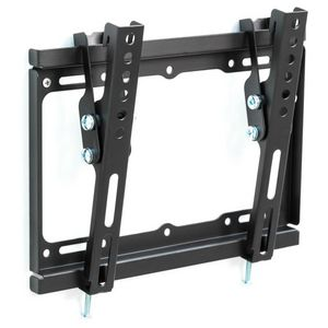 WHITE LABEL - support mural tv inclinable max 37 - Tv Wall Mount