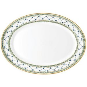 Raynaud - allee du roy - Oval Dish