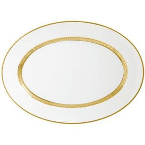 Raynaud - odyssee or - Oval Dish