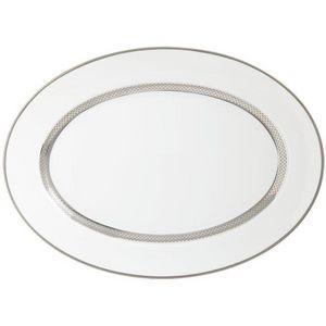 Raynaud - odyssee platine - Oval Dish