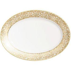 Raynaud - salamanque or - Oval Dish