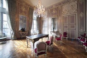 ATELIERS JEAN- BAPTISTE CHAPUIS -  - Wooden Panelling