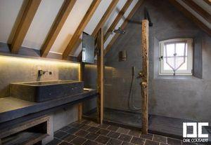 DIRK COUSAERT -  - Interior Decoration Plan Bathrooms