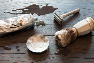 MAS DU ROSEAU -  - Shaving Brush