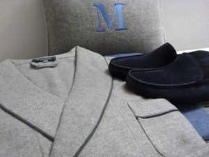 MAssERANO PAOLO CASHMERE -  - Bathrobe