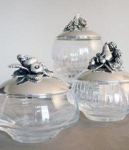 NOEL COLLET Orfèvre -  - Candy Jar