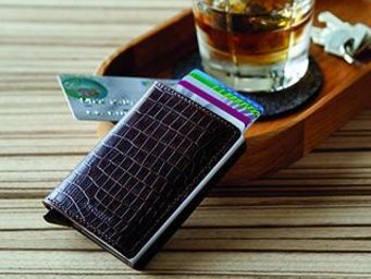 SECRID -  - Business Card Holder