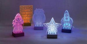 Think Pink Cowley Designs -  - Children's Nightlight