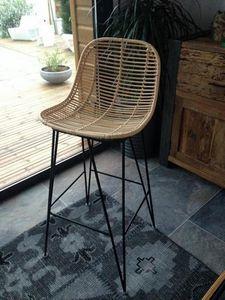 Mathi Design - tabouret design grafik - Bar Chair