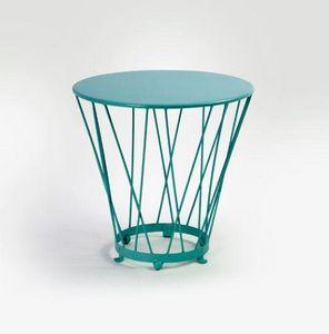 RAJ TENT CLUB -  - Garden Side Table