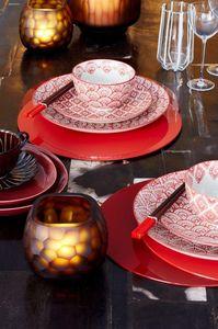 Compagnie Francaise de l'Orient et de la Chine -  - Cream Soup Cup And Saucer