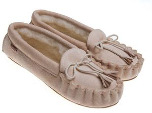 BABBI - femme -winnetou veg nude natural - Slippers