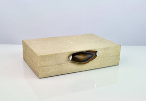 GINGER BROWN -  - Decorated Box