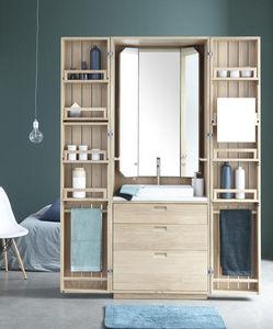 LA FONCTION -  - Bathroom Wall Cabinet