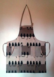 BLEU CALADE -  - Kitchen Apron