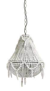 Nordal - wooden pearl - Chandelier