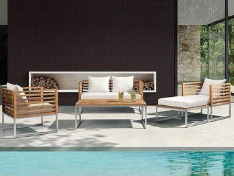 BELIANI - salons de jardin - Garden Furniture Set