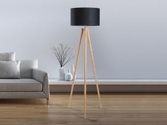 BELIANI - lampadaires design - Trivet Floor Lamp