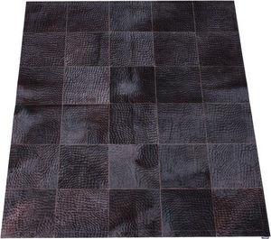 Tergus - tapis peau de vache ref.d2 - Leather Rug
