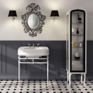 Devon & Devon -  - Bathroom Single Storage Cabinet
