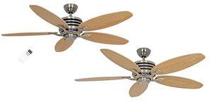 Casafan - ventilateur de plafond moderne eco gamma, 137 cm h - Ceiling Fan