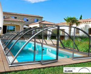 Albixon -  - High Telescopic Pool Cover
