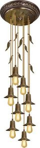 FEDE - palermo ii edison collection - Hanging Lamp