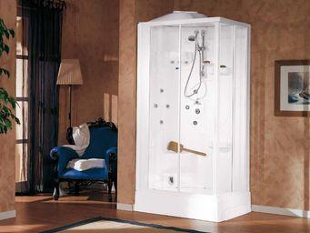 Samo - poliplanet rectangulaire equipèe - Shower Enclosure