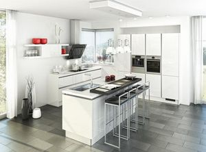HEXA - la cuisine 2.0  - Built In Kitchen