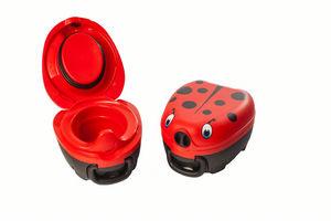 CADEAU KID - coccinelle - Bathroom Jar